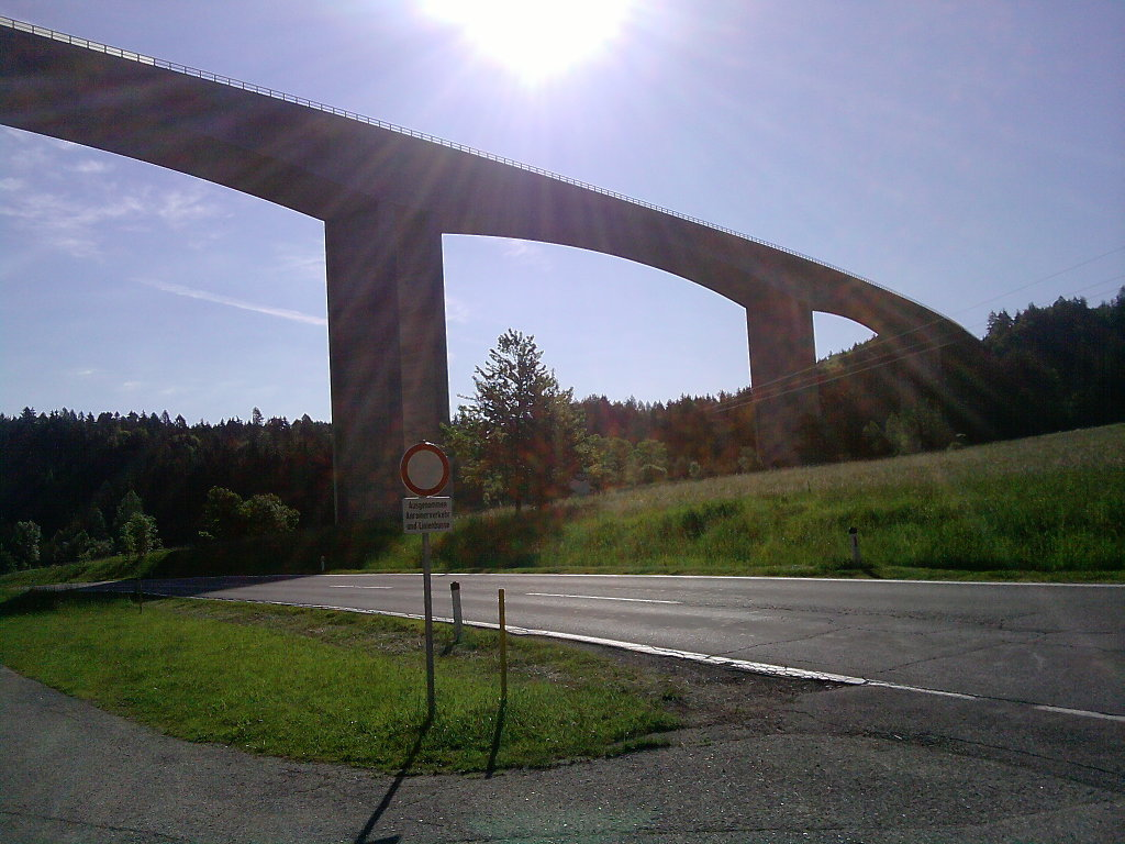Autobahnbrücke - Winkl, Kärnten (9184-KTN)