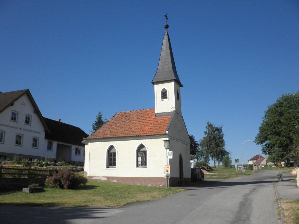 Dorfkapelle in Warnungs - Warnungs, Niederösterreich (3932-NOE)