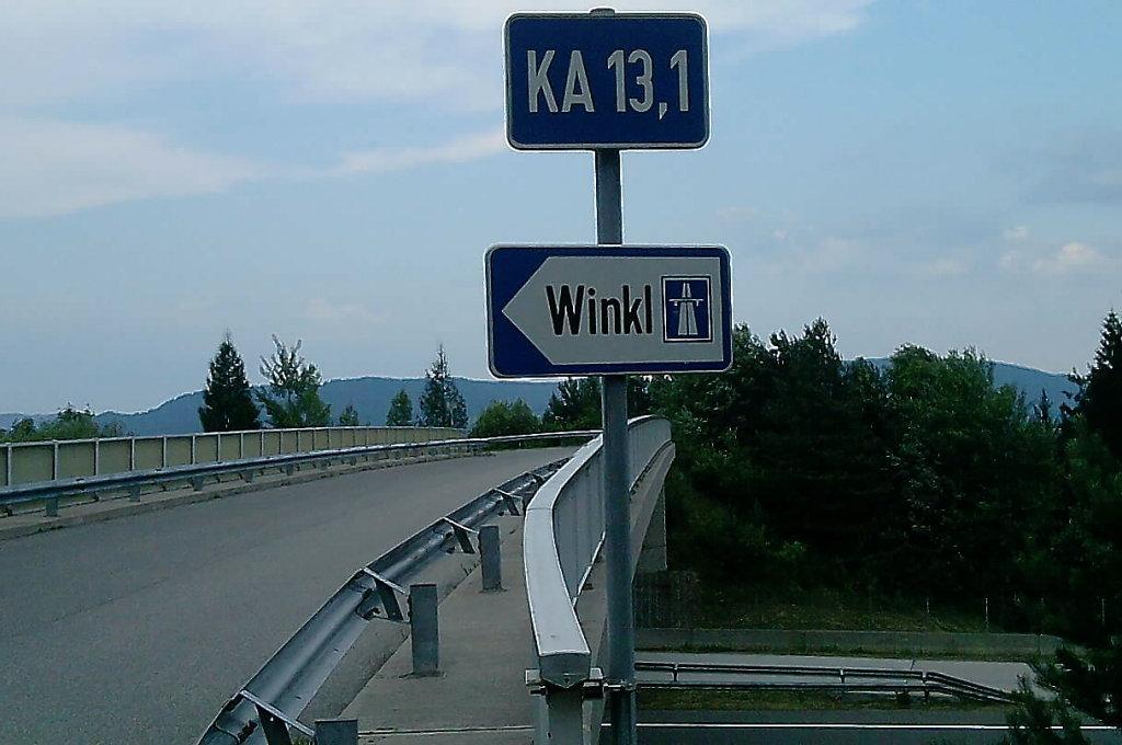 Richtung Winkl - Winkl, Kärnten (9184-KTN)