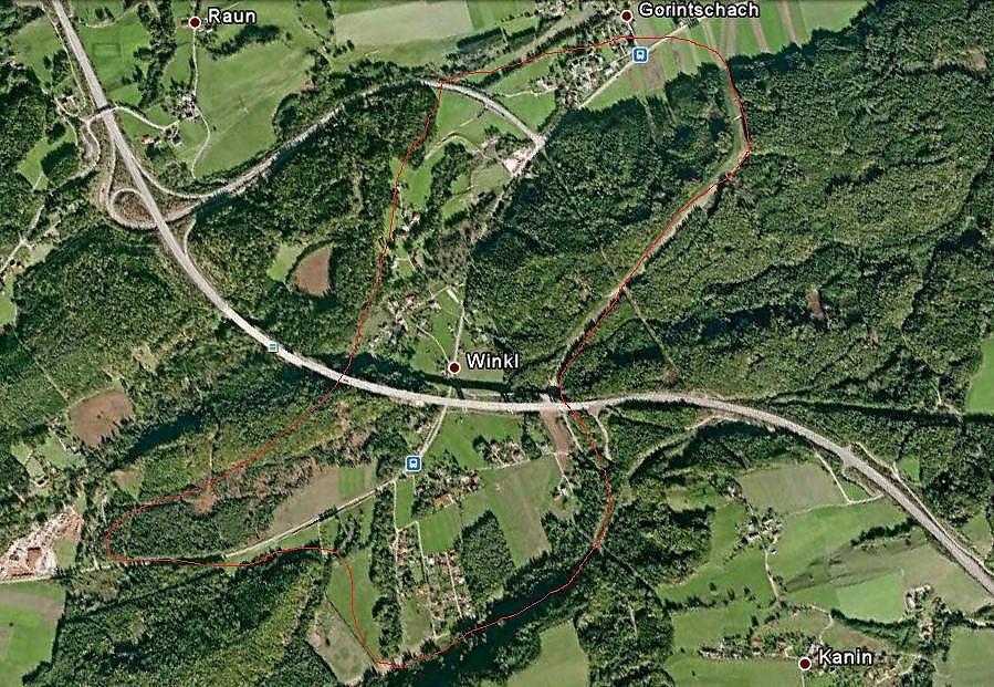 Winkl im Rosental - Winkl, Kärnten (9184-KTN)