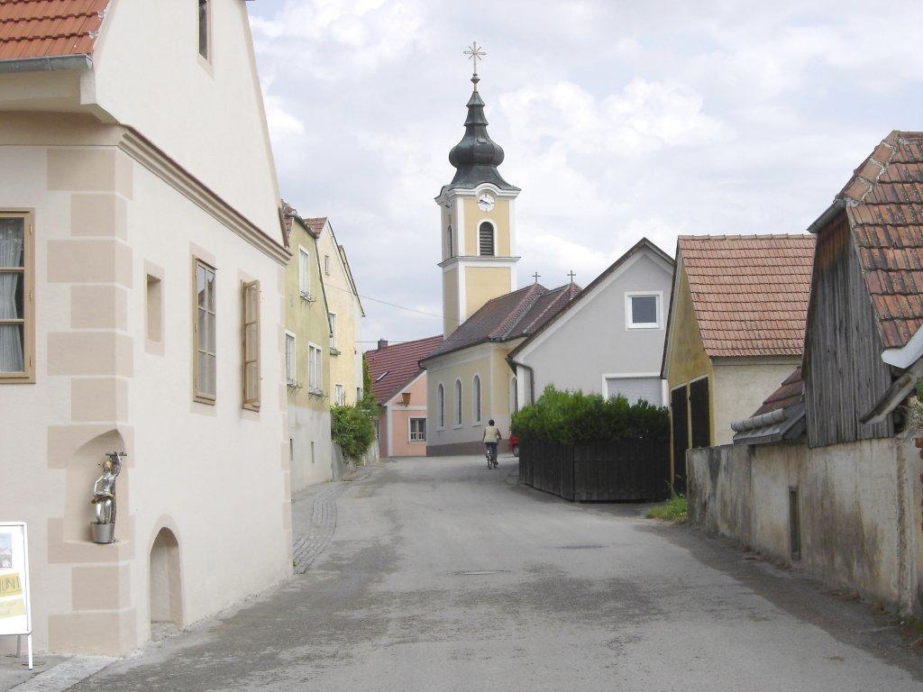 Wagram ob der Traisen - Wagram ob der Traisen, Niederösterreich (3133-NOE)