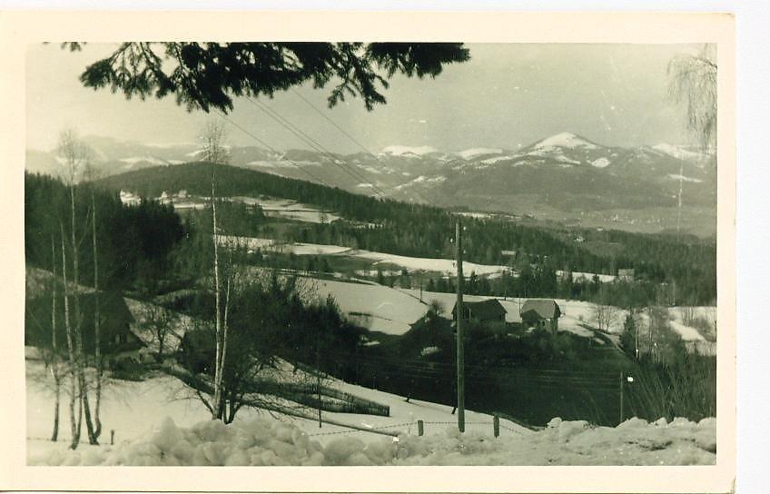 Ziererferdel Richtung Osser - Neudorf bei Passail, Steiermark (8102-STM)