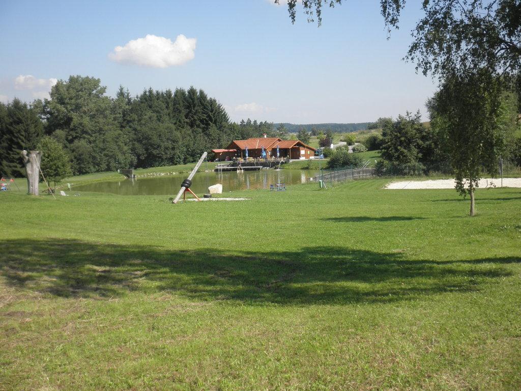 Freizeitanlage und Badeteich Echsenbach - Echsenbach, Niederösterreich (3900-NOE)