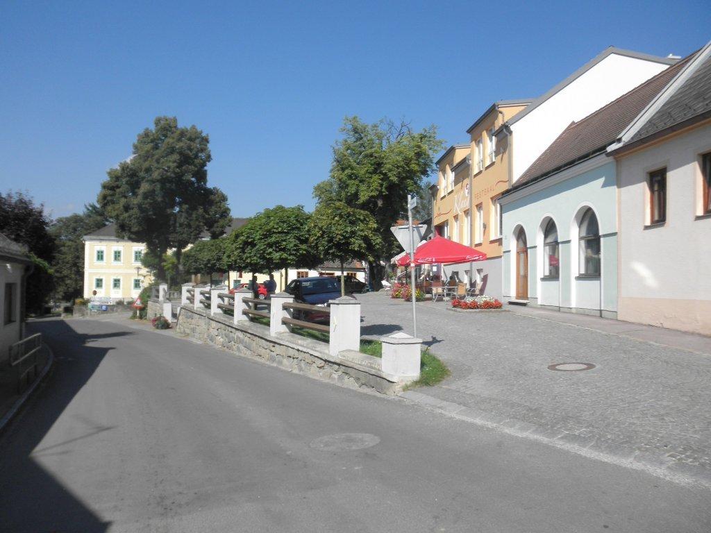 Marktplatz Echsenbach - Echsenbach, Niederösterreich (3900-NOE)