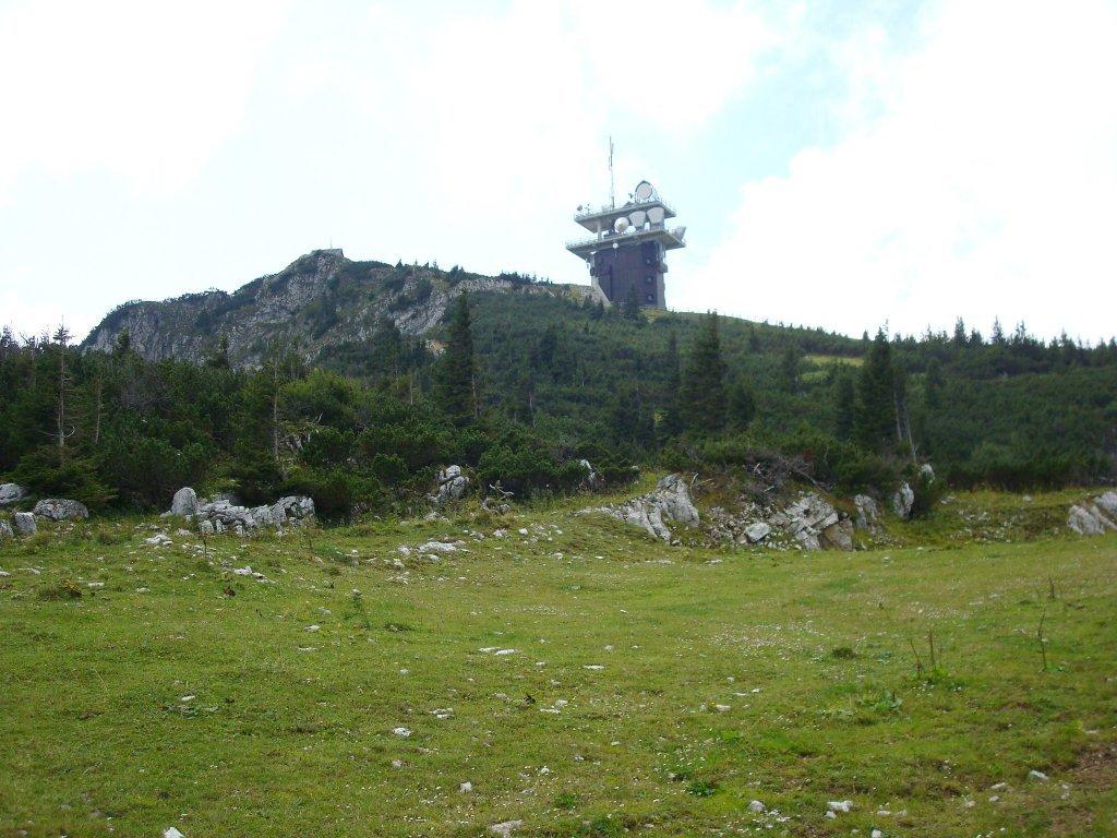 Funkturm auf dem Hochkar - Lassing, Niederösterreich (3345-NOE)
