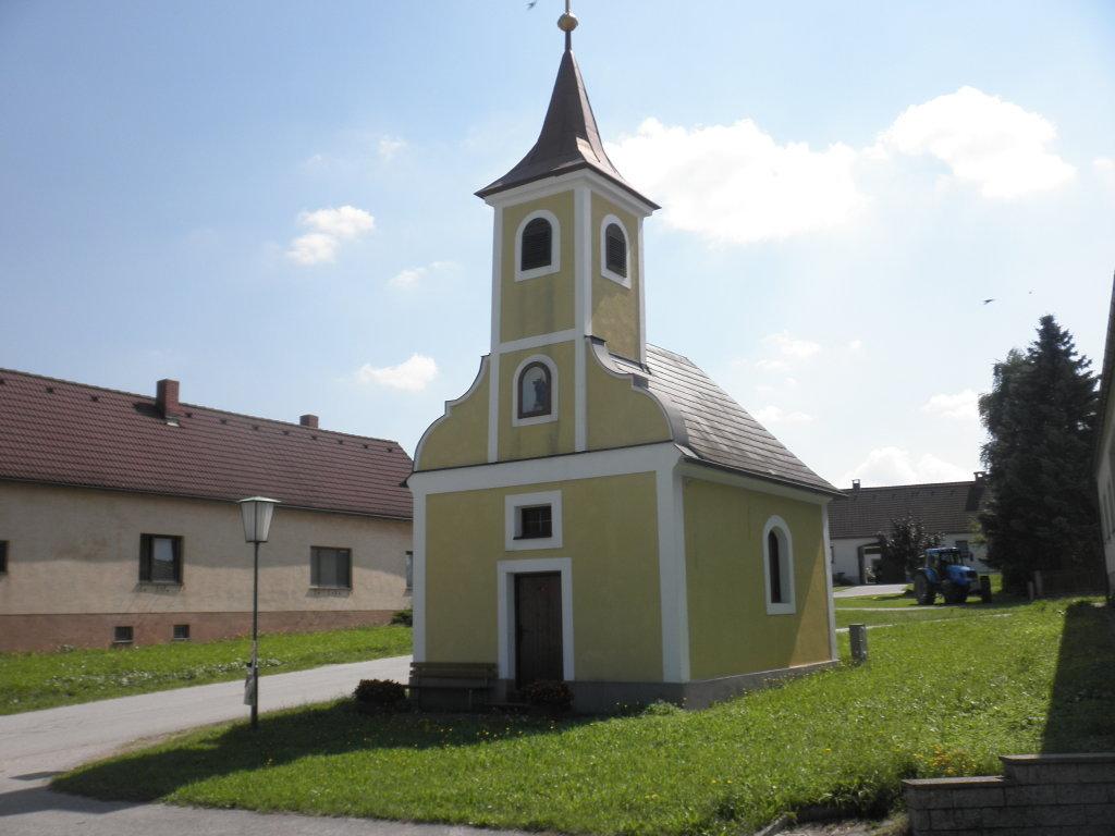 Dorfkapelle Schlag - Schlag, Niederösterreich (3900-NOE)