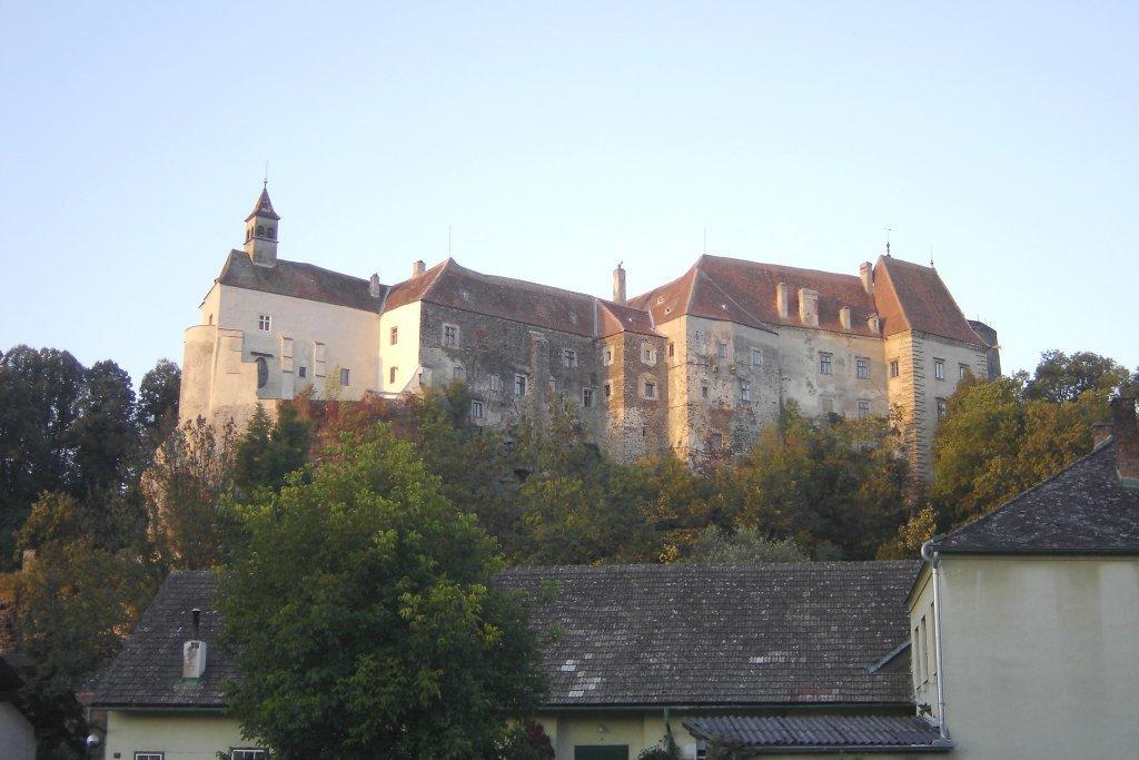 Burg Raabs an der Thaya - Raabs an der Thaya, Niederösterreich (3820-NOE)