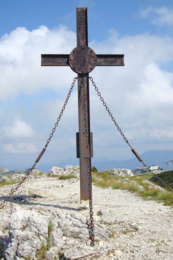 Gipfelkreuz Hochkar - Lassing, Niederösterreich (3345-NOE)
