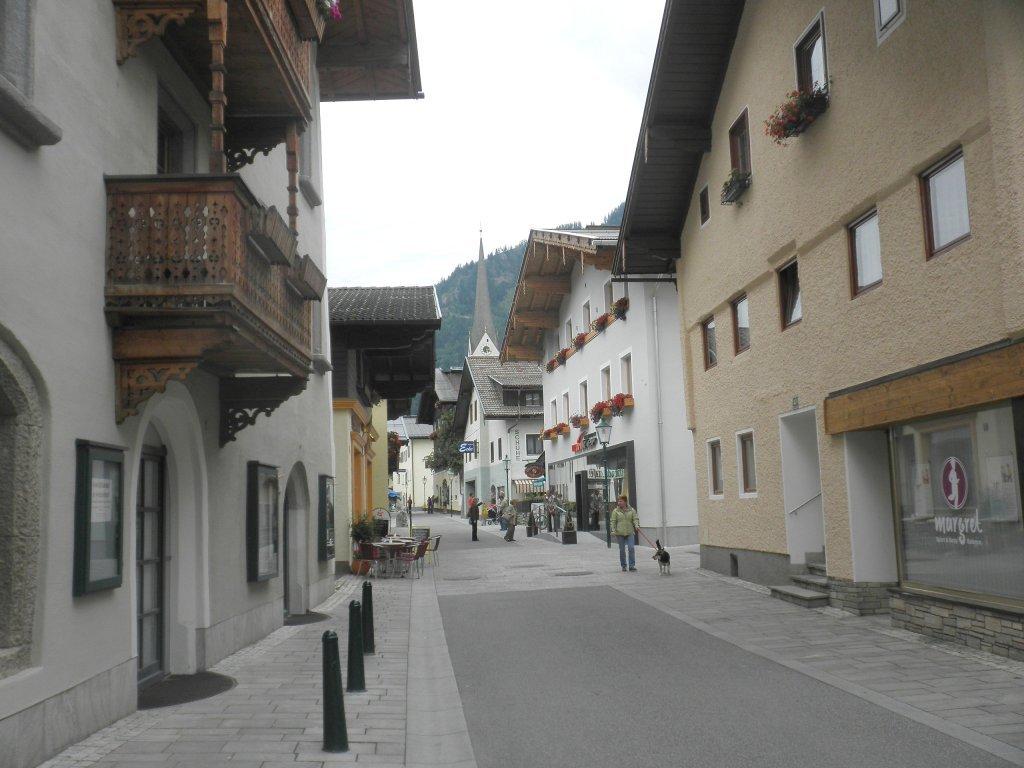 Marktstraße in Rauris - Rauris, Salzburg (5661-SBG)