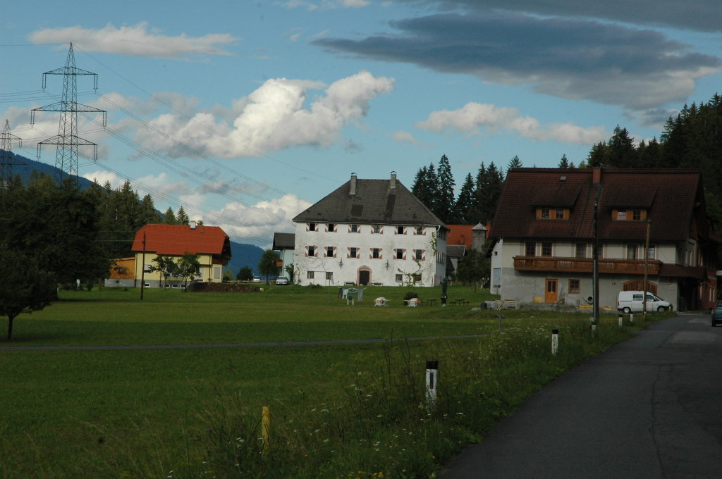 Schloss Weidenburg - Weidenburg, Kärnten (9635-KTN)