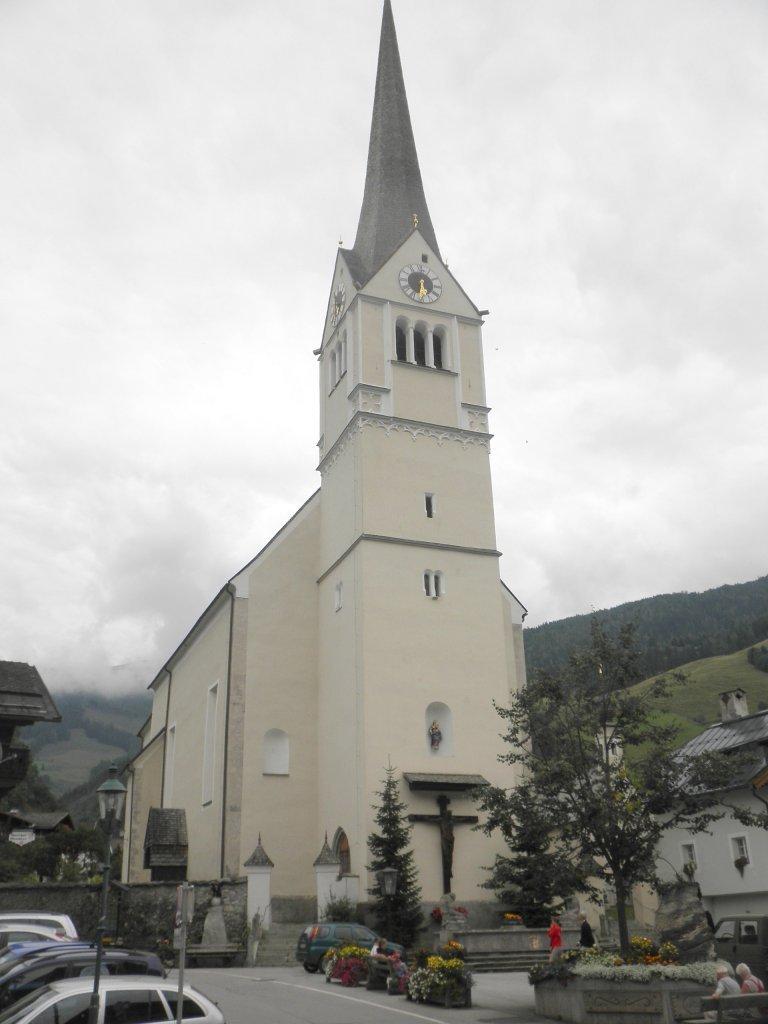 Pfarrkirche Rauris - Rauris, Salzburg (5661-SBG)