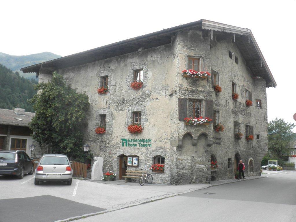 """""""Das sogenannte Voglmaierhaus"""" in Rauris - Rauris, Salzburg (5661-SBG)"""