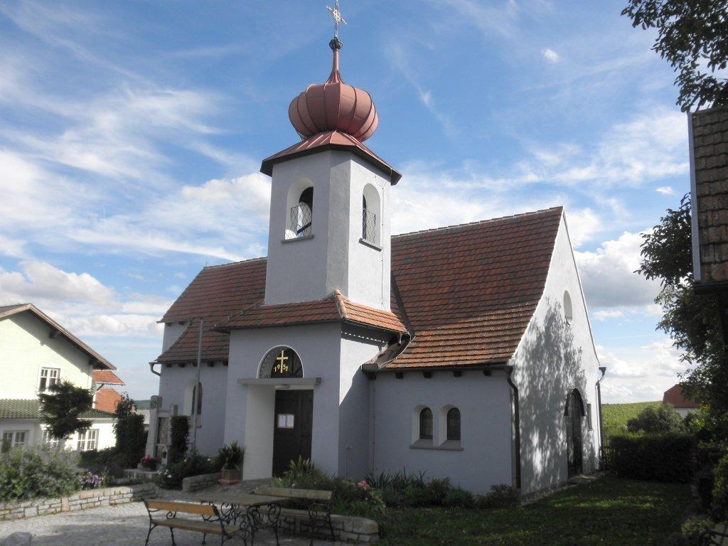 Die schöne Kapelle von Mollands - Mollands, Niederösterreich (3562-NOE)