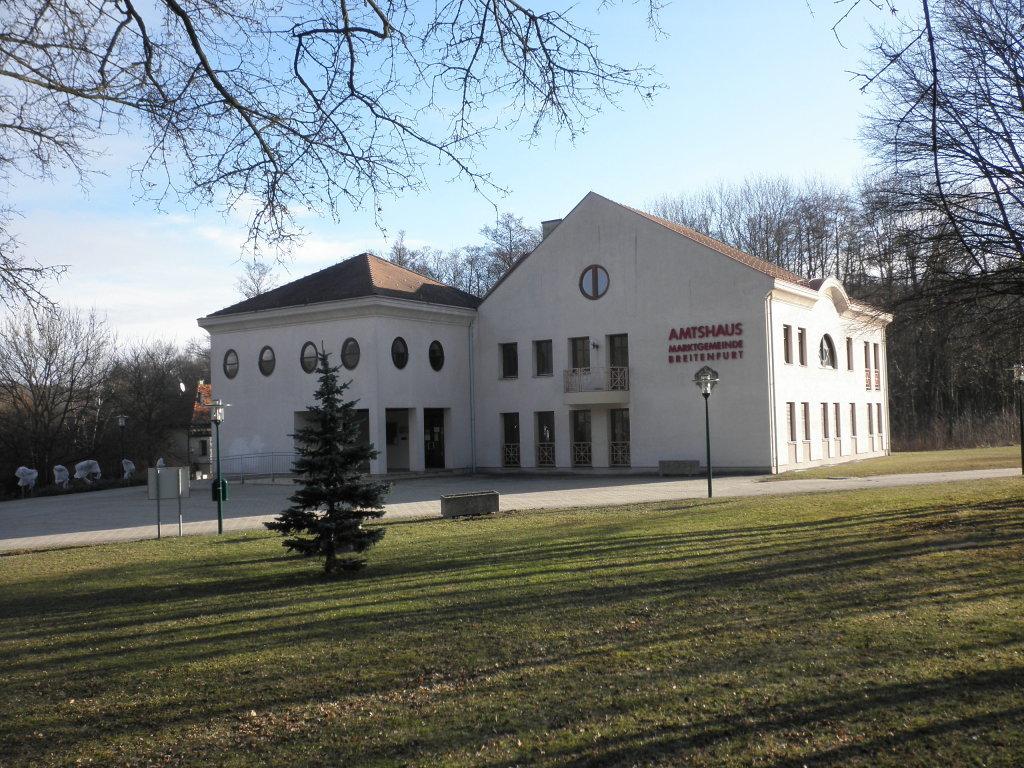 Amtshaus Breitenfurt - Breitenfurt bei Wien, Niederösterreich (2384-NOE)