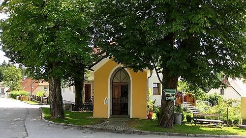 Kapelle in Gloxwald - Gloxwald, Oberösterreich (4382-OOE)