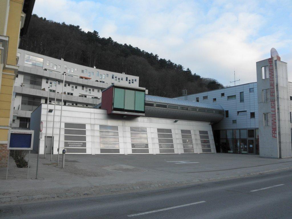 Feuerwehrgebäude Kaltenleutgeben - Kaltenleutgeben, Niederösterreich (2372-NOE)