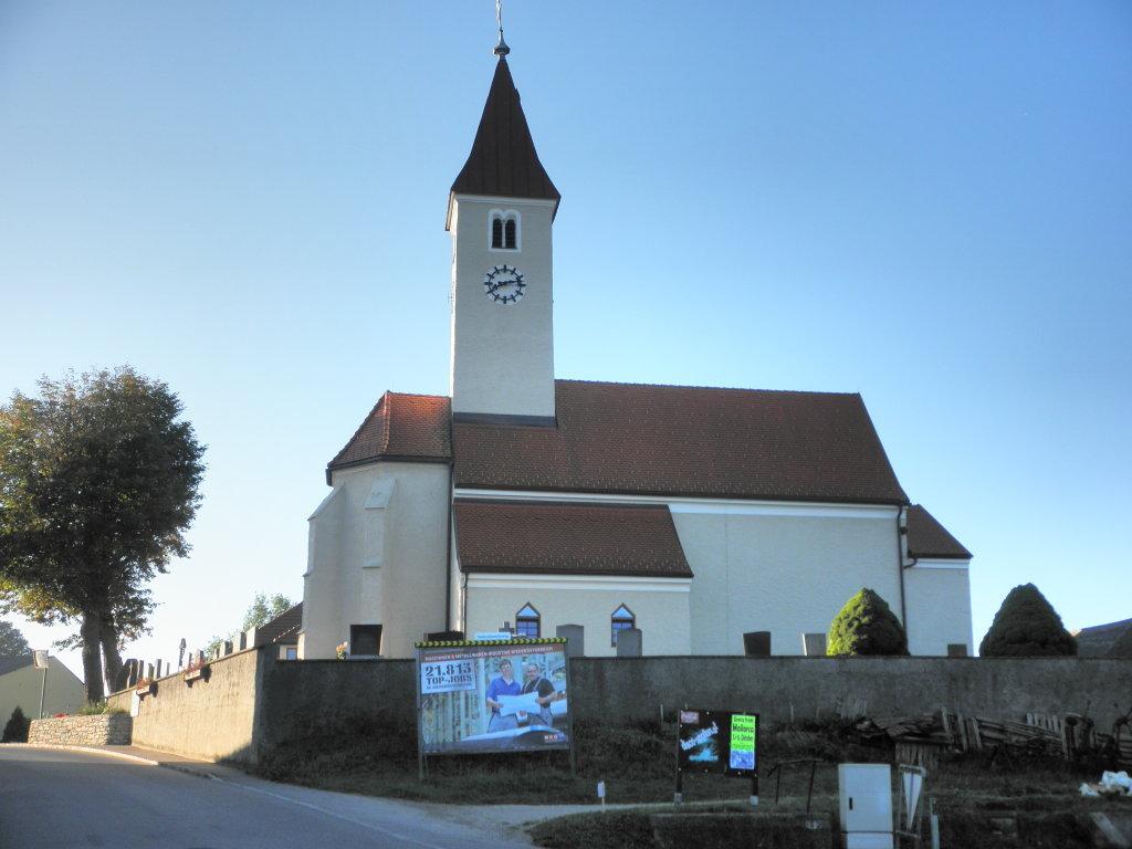 Pfarrkirche Allentsgschwendt - Allentsgschwendt, Niederösterreich (3522-NOE)