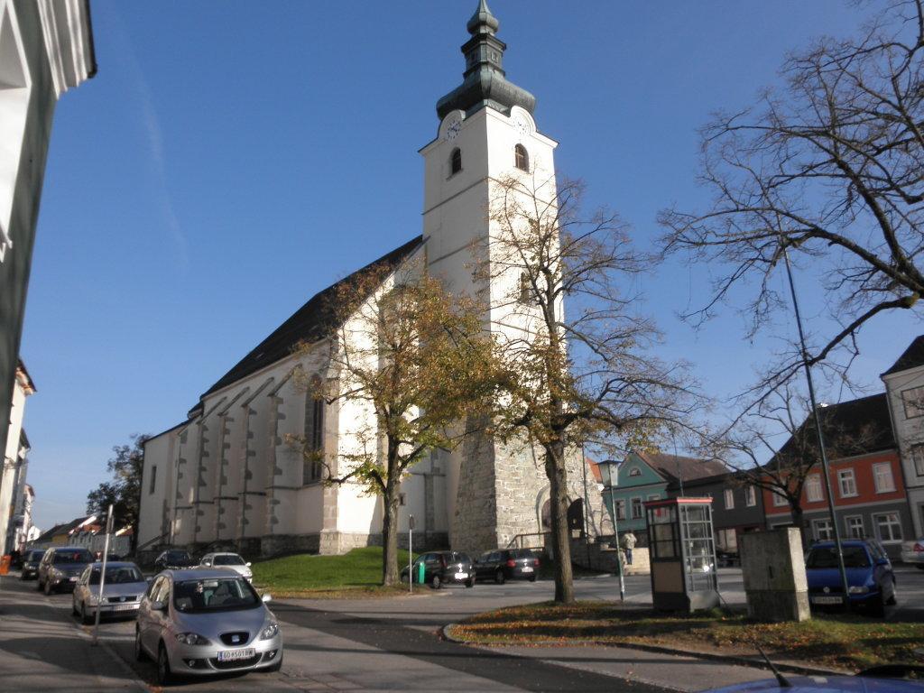 Stadtpfarrkirche Litschau - Litschau, Niederösterreich (3874-NOE)