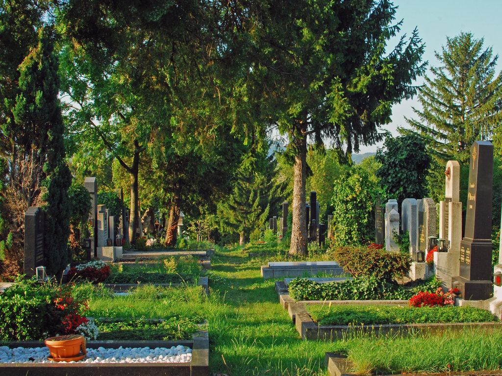 Friedhof Gersthof, Wien-Währing - Gersthofer Friedhof, Wien (1180-W)