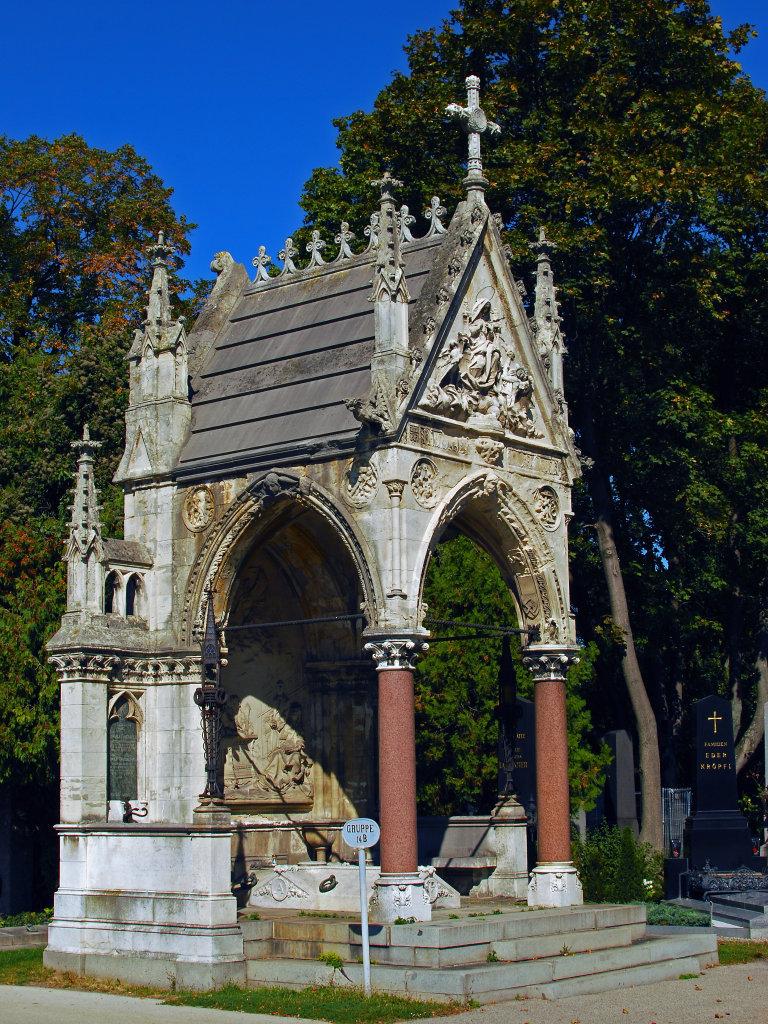 Gruft am Wiener Zentralfriedhof - Wien Stadt (1010-W)