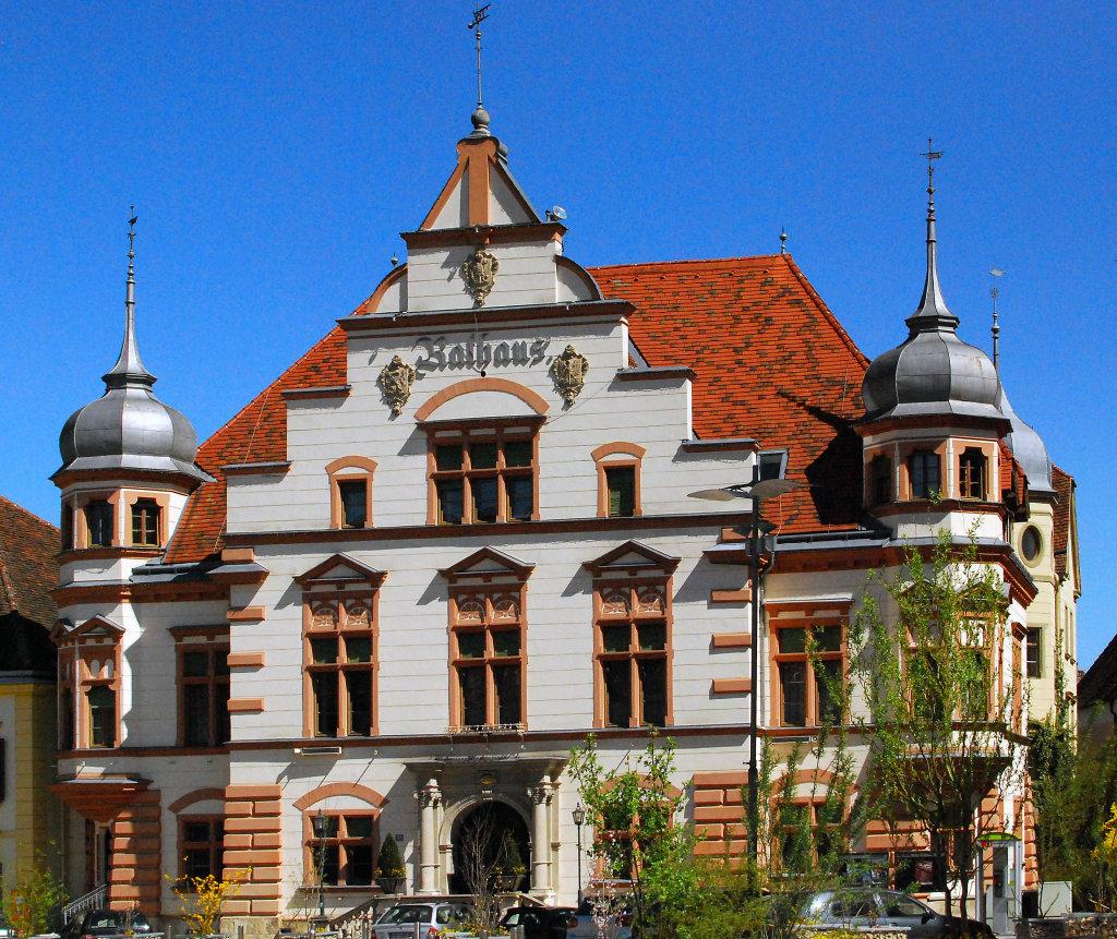 Rathaus Hartberg, Steiermark - Hartberg, Steiermark (8230-STM)
