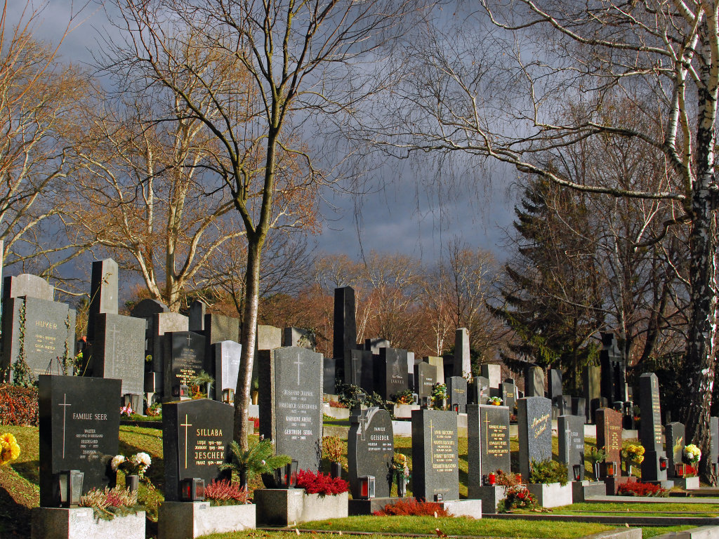 Friedhof Hernals 1170 Wien - Hernalser Friedhof, Wien (1170-W)