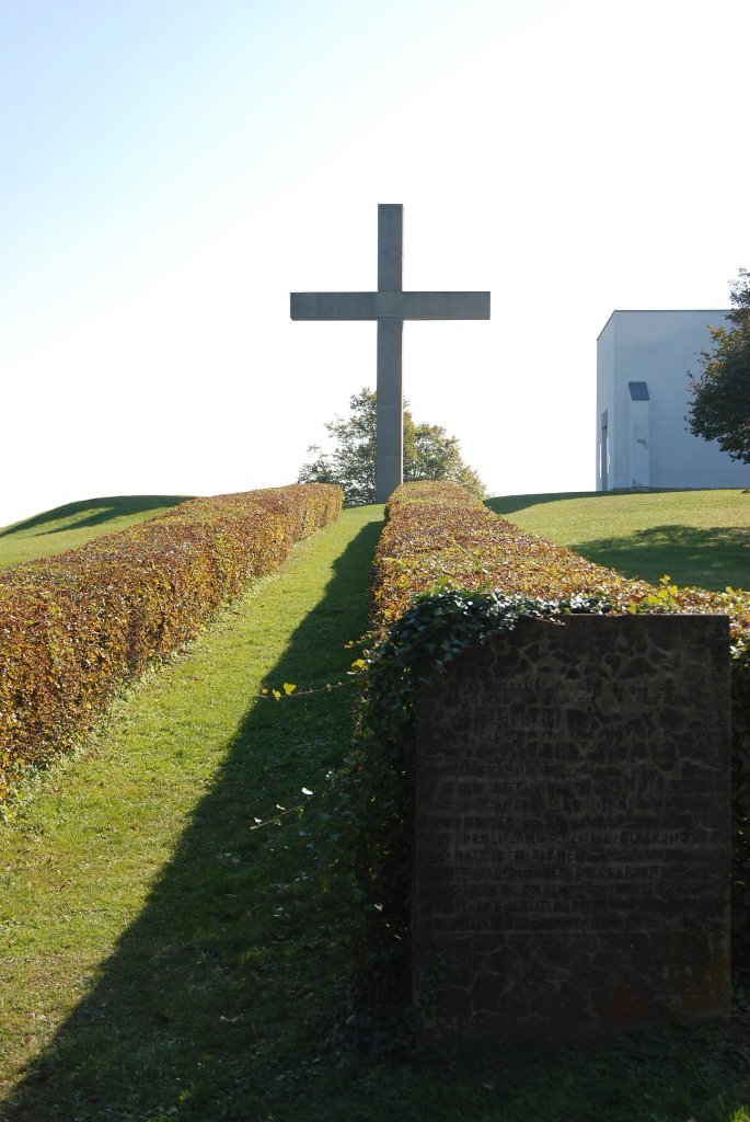 Gedenkstätte Schlösslberg Mogersdorf - Mogersdorf, Burgenland (8382-BGL)