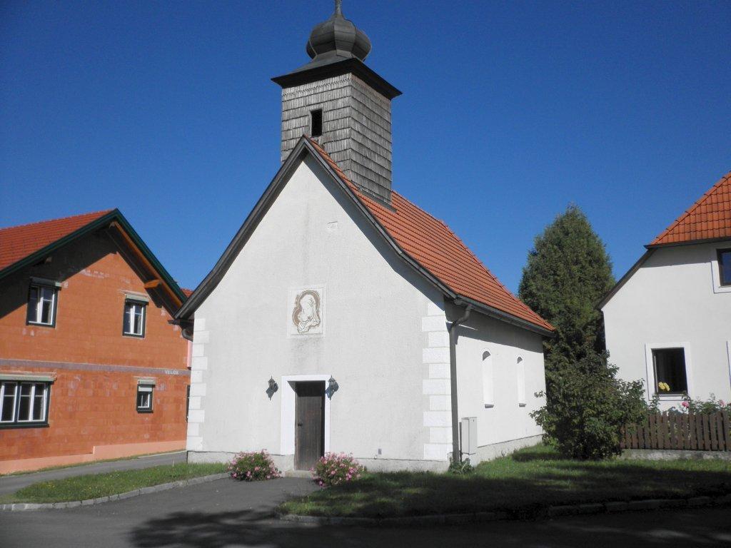 Dorfkapelle Lugendorf - Lugendorf, Niederösterreich (3525-NOE)