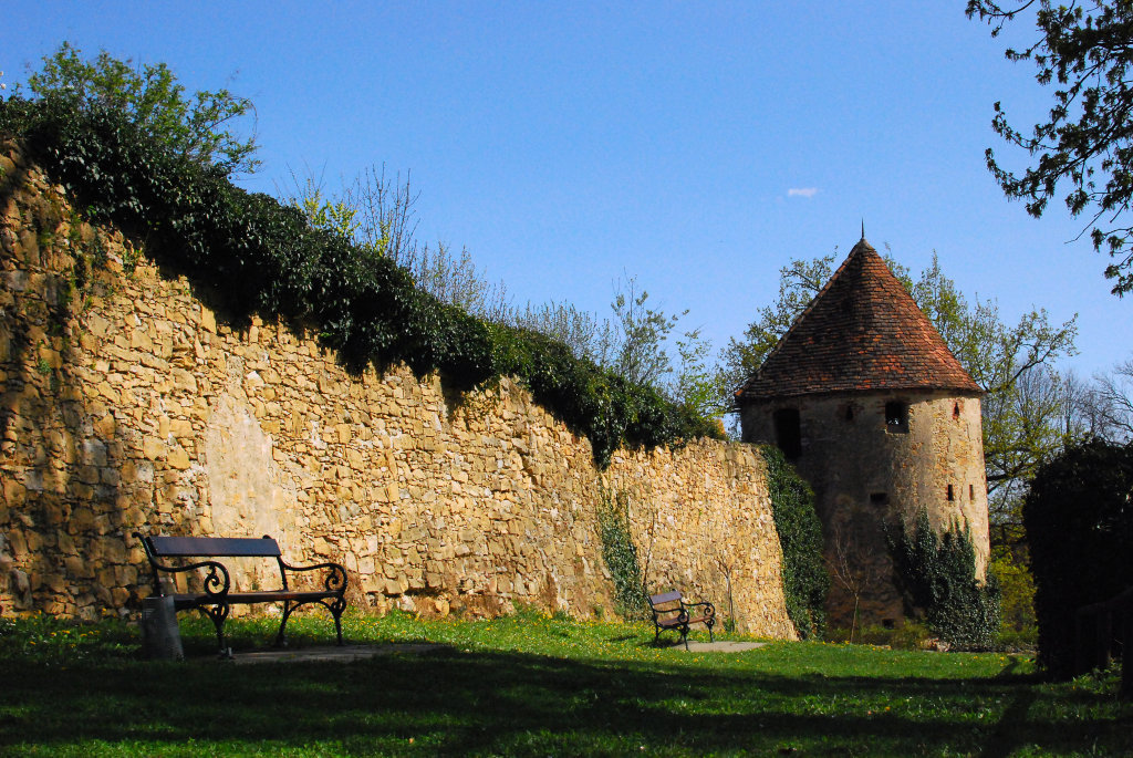 Alte Stadtmauer Hartberg Steiermark - Hartberg, Steiermark (8230-STM)