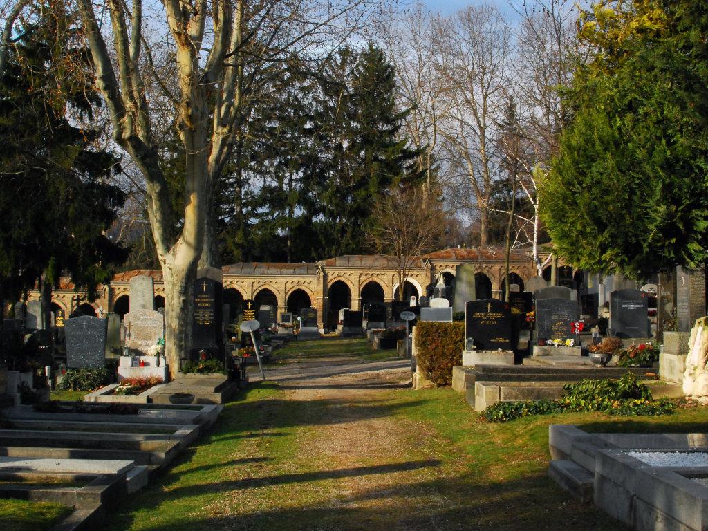 Hernalser Friedhof, 1170 Wien - Hernalser Friedhof, Wien (1170-W)