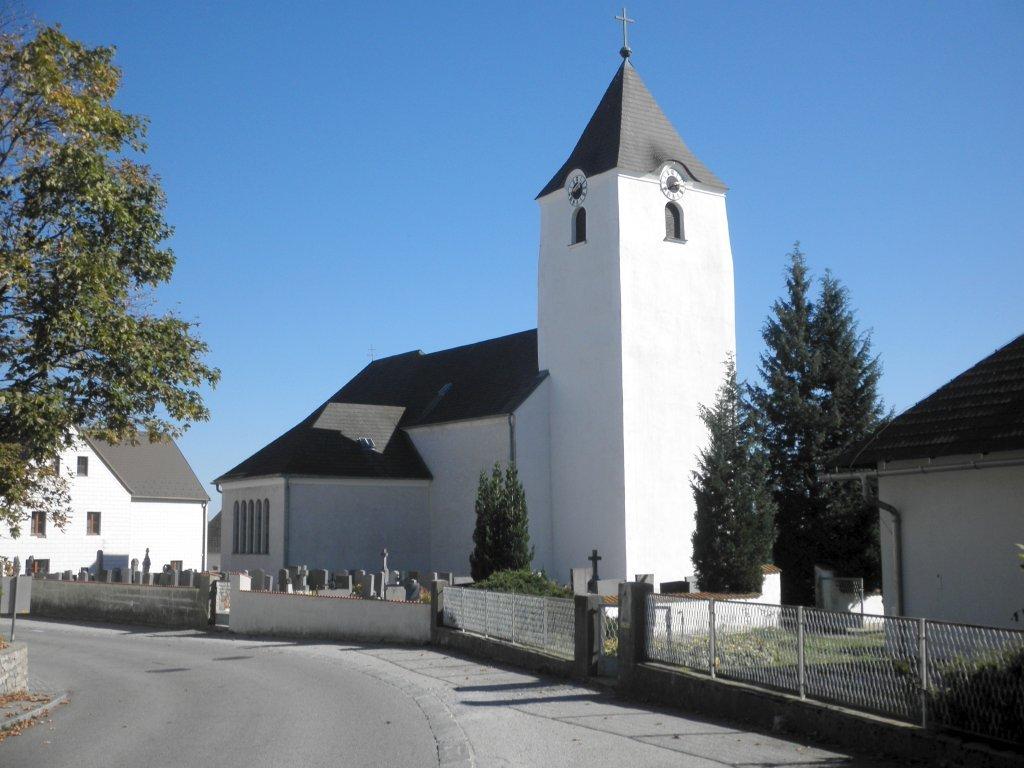 Pfarrkirche Grafenschlag - Grafenschlag, Niederösterreich (3912-NOE)