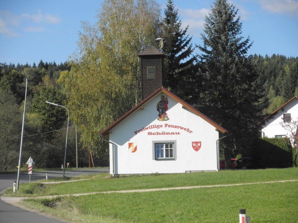 FF-Haus von Schönau bei Litschau - Schönau bei Litschau, Niederösterreich (3874-NOE)