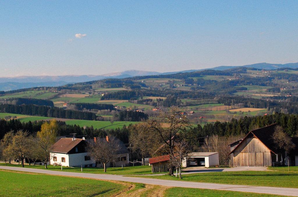 Schachen bei Vorau, Oststeiermark - Schachen bei Vorau, Steiermark (8250-STM)