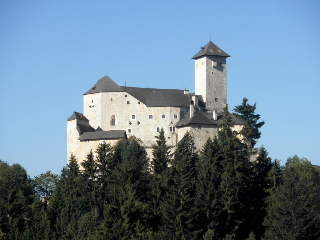 Burg Rappottenstein - Rappottenstein, Niederösterreich (3911-NOE)