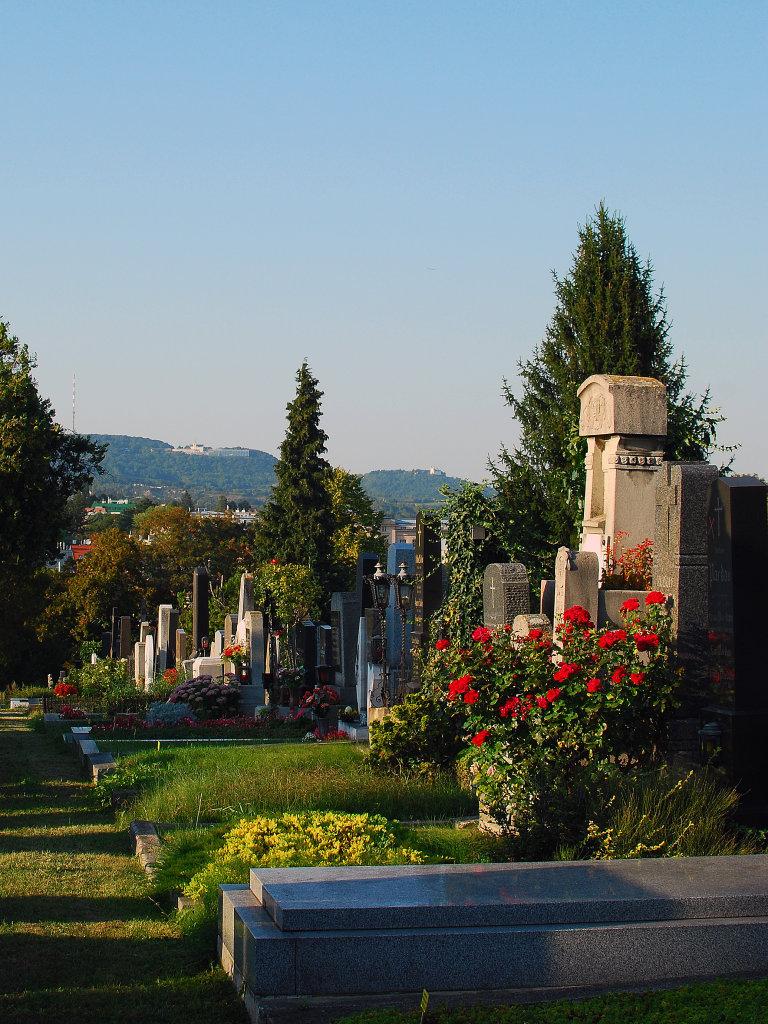 Friedhof Gersthof, Wien - Gersthofer Friedhof, Wien (1180-W)