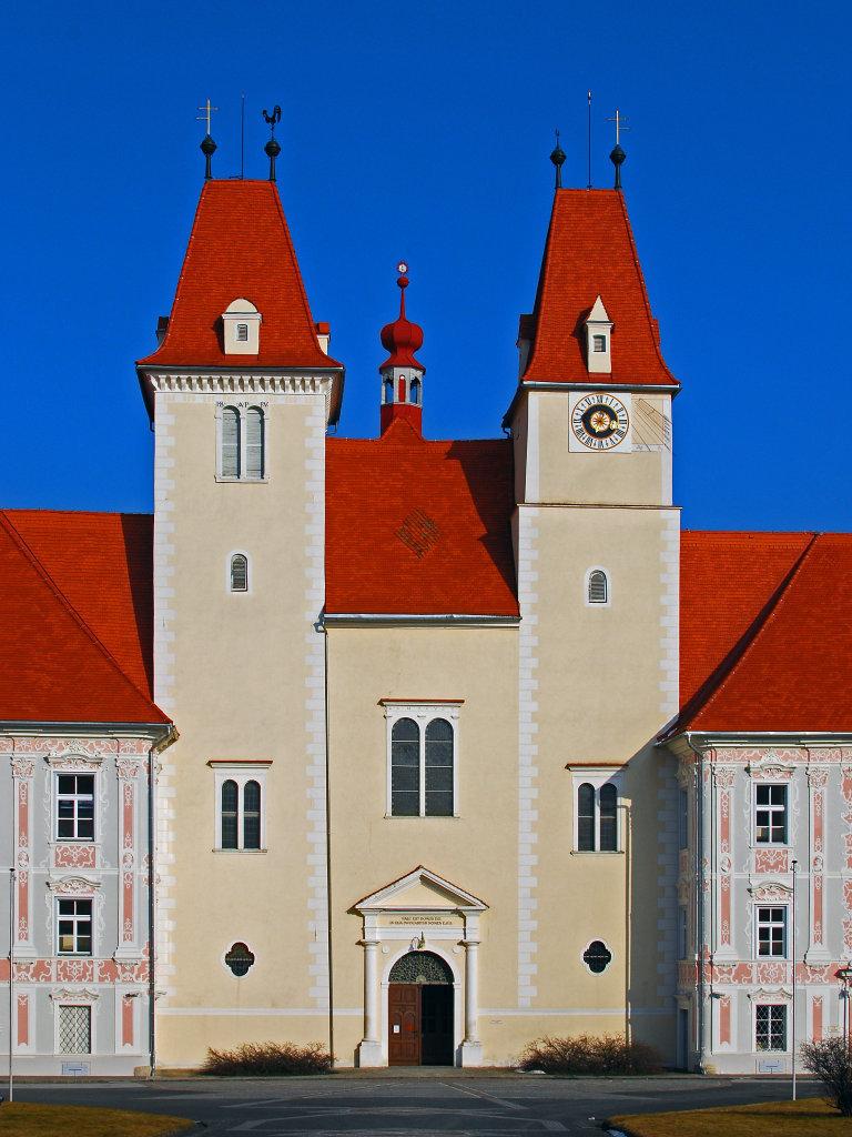 Augustiner Chorherren Stift Vorau - Vorau, Steiermark (8250-STM)