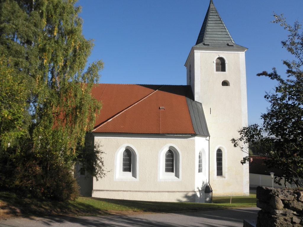 Pfarrkirche Rappottenstein - Rappottenstein, Niederösterreich (3911-NOE)