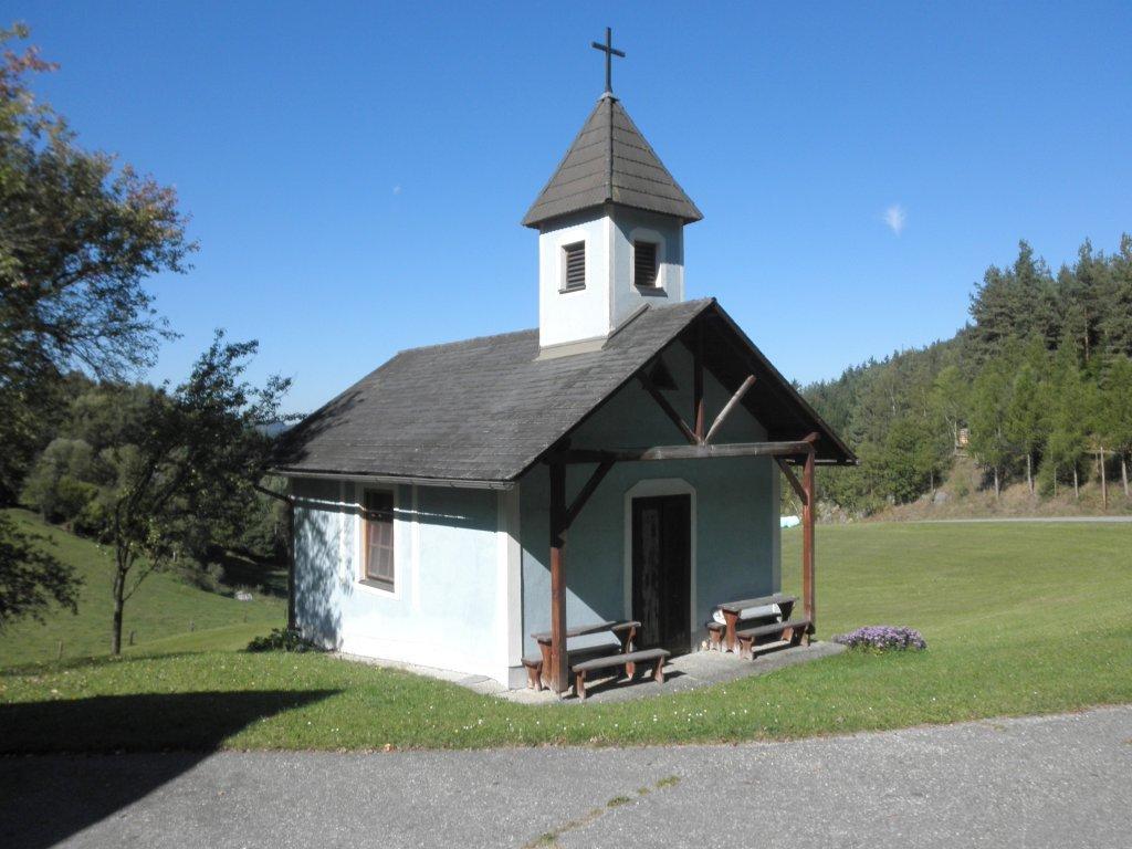 Dorfkapelle Pfaffendorf - Pfaffendorf, Niederösterreich (3911-NOE)