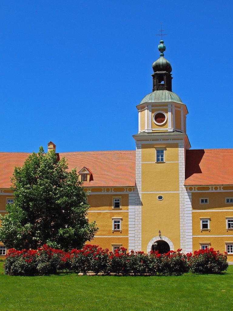 Stift Vorau, Sommer 2011 - Vorau, Steiermark (8250-STM)