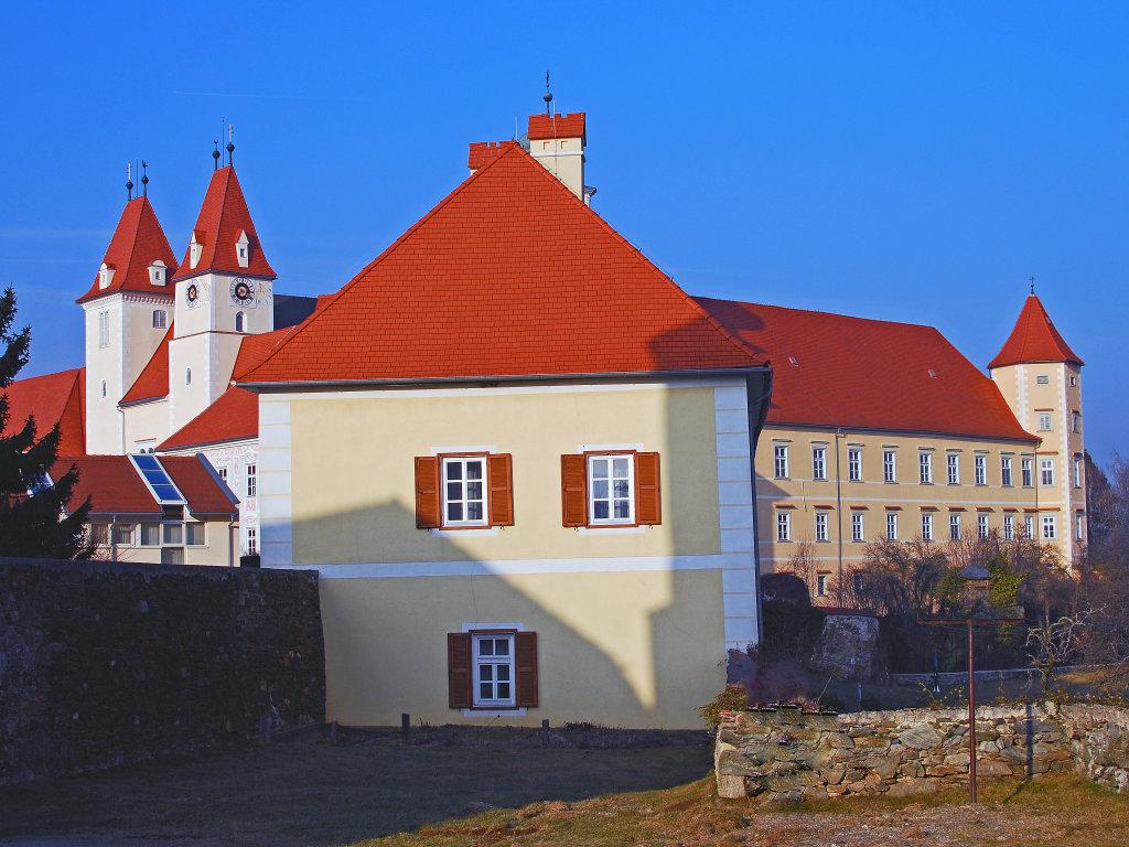 Augustiner Chorherren Stift Vorau, Oststeiermark - Vorau, Steiermark (8250-STM)