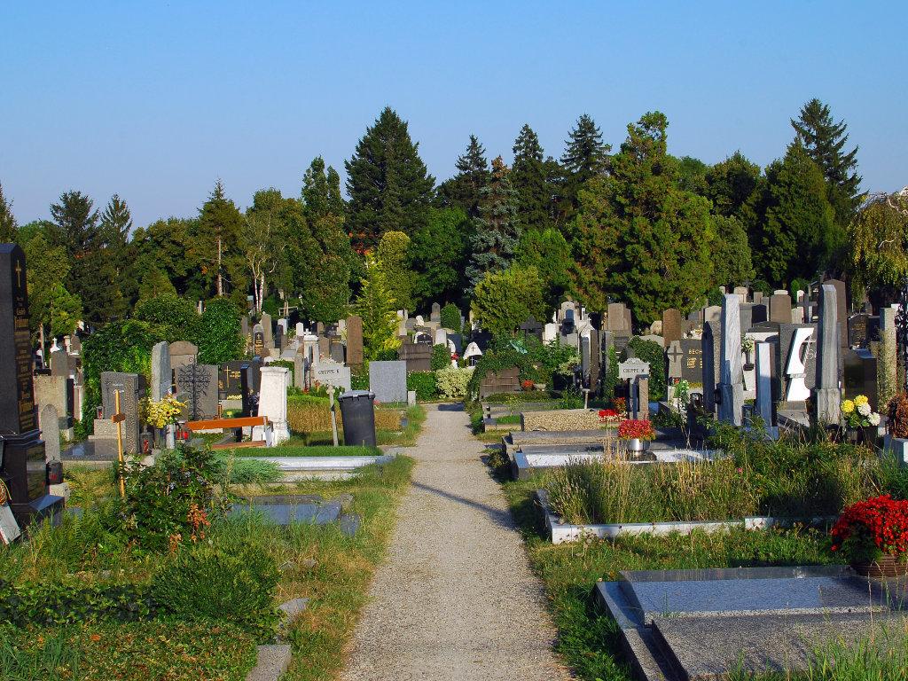 Friedhof Gersthof, 1180 Wien - Gersthofer Friedhof, Wien (1180-W)