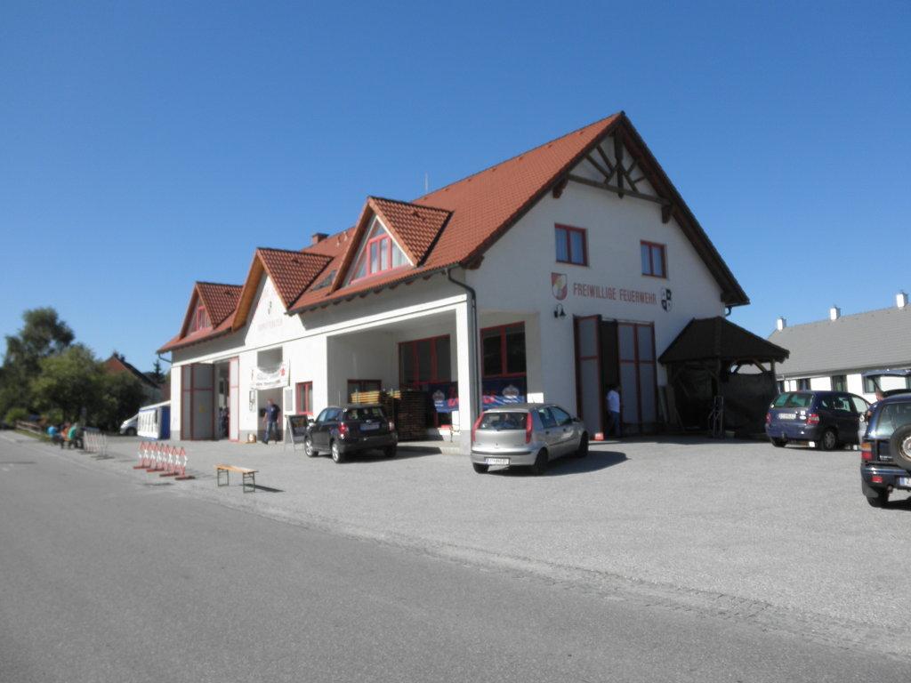 Feuerwehrhaus Rappottenstein - Rappottenstein, Niederösterreich (3911-NOE)
