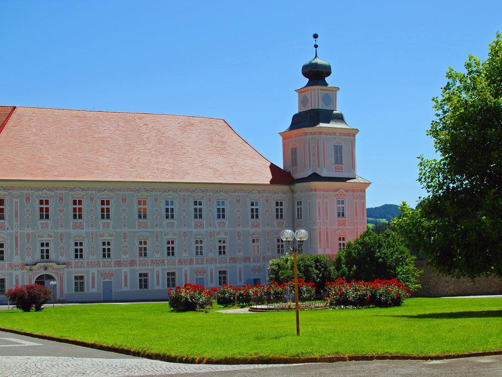 Augustiner Chorherren Stift Vorau - Detail - Vorau, Steiermark (8250-STM)