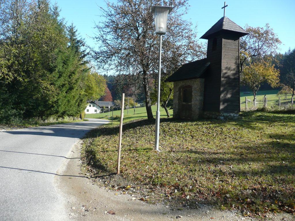 Herbst in Lichteck - Lichteck, Niederösterreich (3633-NOE)