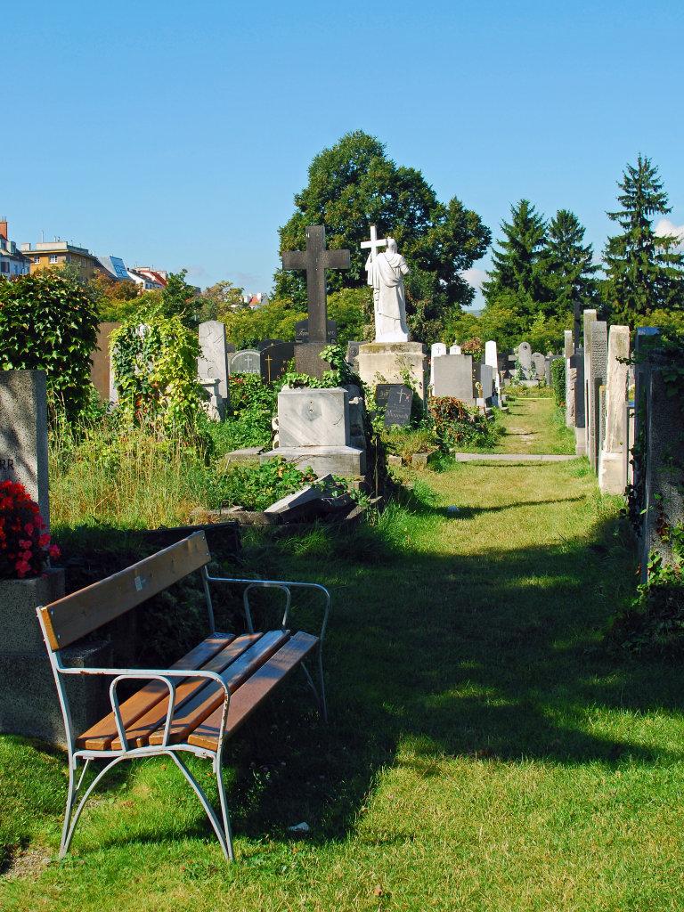 Friedhof Meidling - Friedhofweg Meidling, Wien (1120-W)
