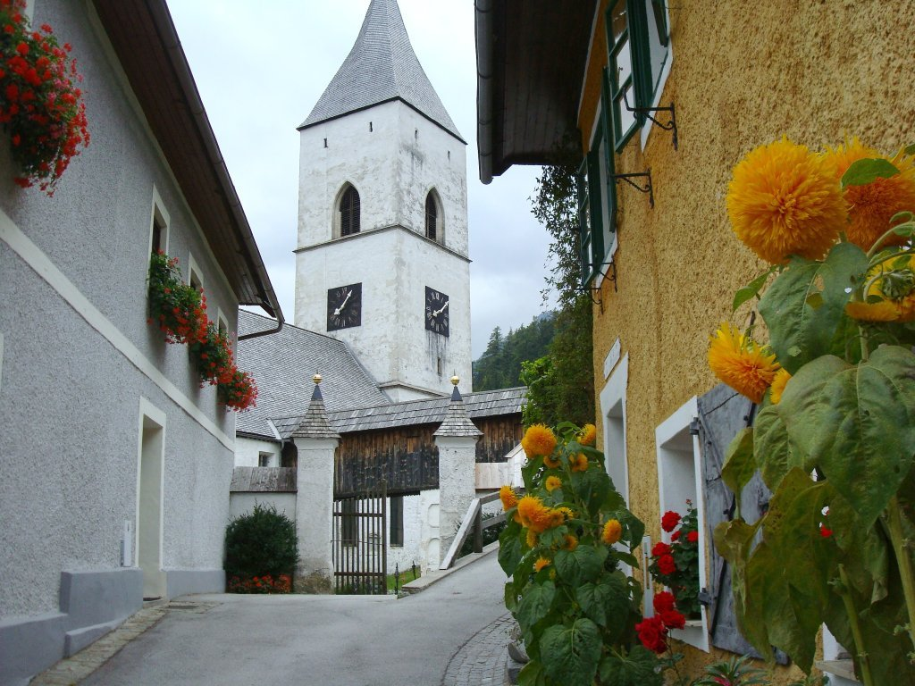 Prarkirche Pürgg - Pürgg, Steiermark (8951-STM)