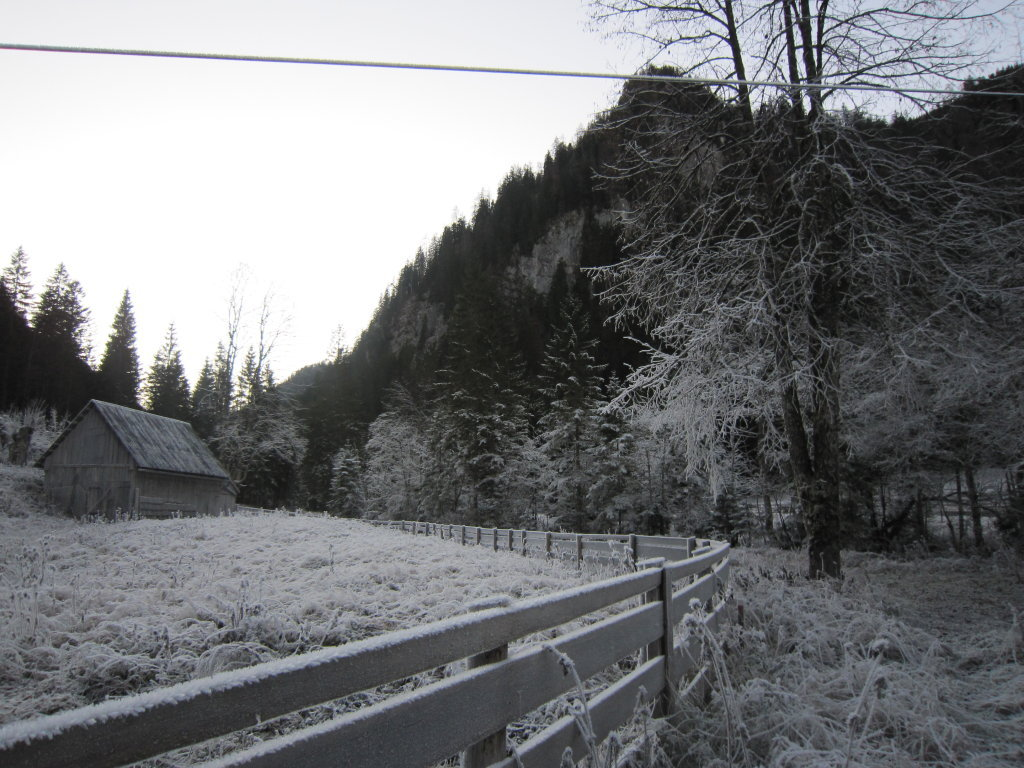 Rotmoos-Winter 2011 - Rotmoos, Steiermark (8924-STM)