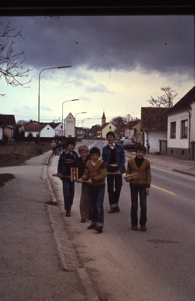 Ostern - Kleinzicken, Burgenland (7503-BGL)