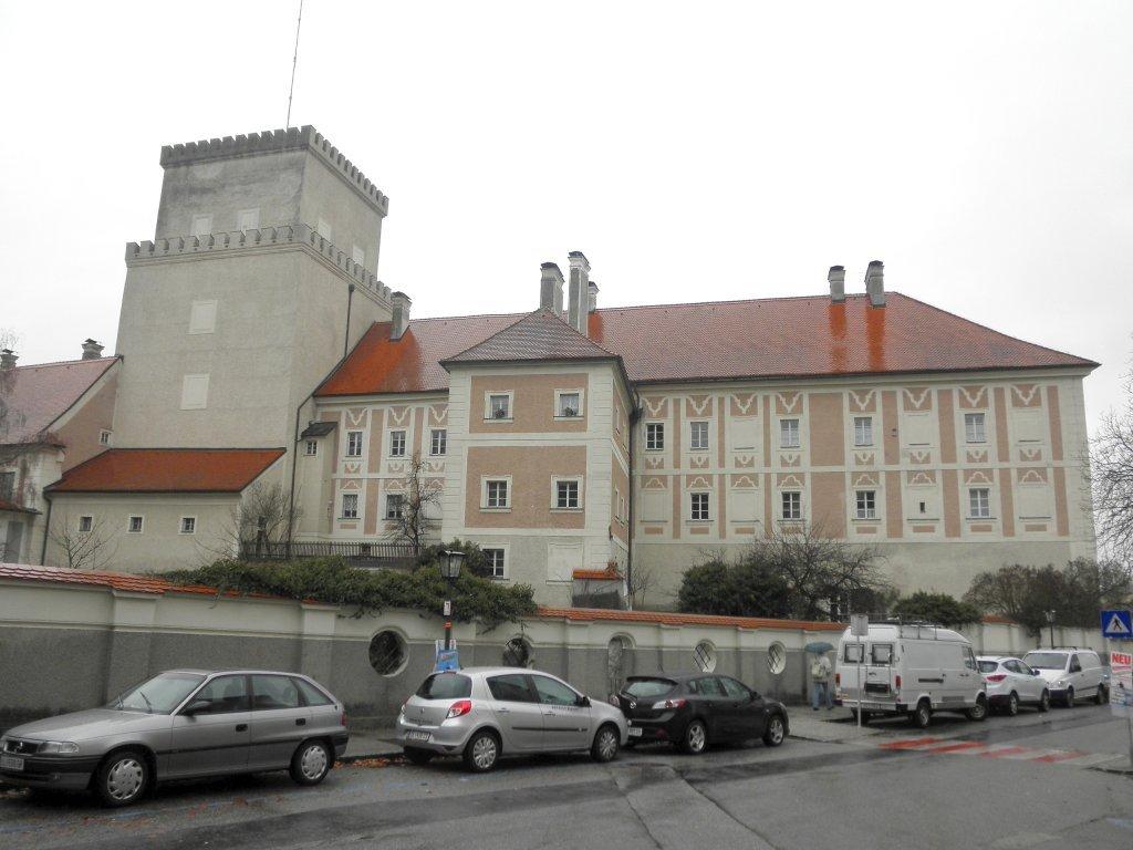 Schloss Lamberg - Steyr, Oberösterreich (4400-OOE)