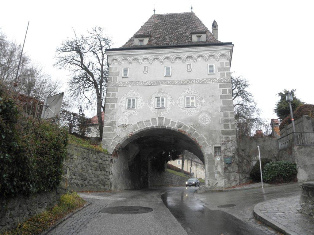 Das Schnallentor in Steyr - Steyr, Oberösterreich (OOE)
